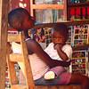 Children Selling Magazines