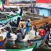Preparinig the Fishing Boats