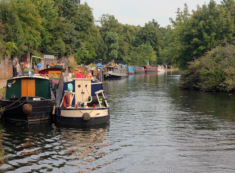 London Houseboats