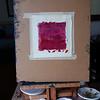 Painting in progress / Barcelona pequenita