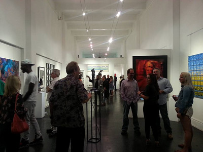 Gloria Delson Contemporary Arts Gallery, August 2016