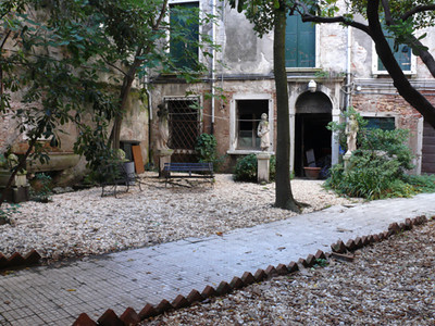 Un Giardino, Venice, Italy