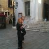 Norlynne with Cie Gumucio