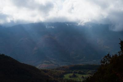 Mt. Subasio, Italy