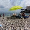 Sur la plage, Cassis