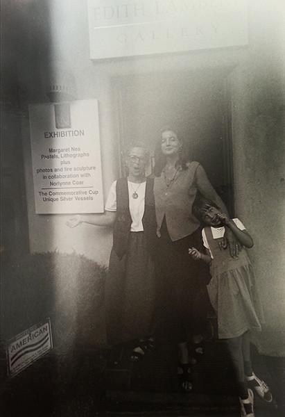 Margaret Nes, Me and Lysistrata, Santa Fe