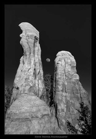 Devils Garden, Utah.   Photo by Steve Pfeffer.