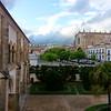 Glimpse of Évora from the art museum terrace
