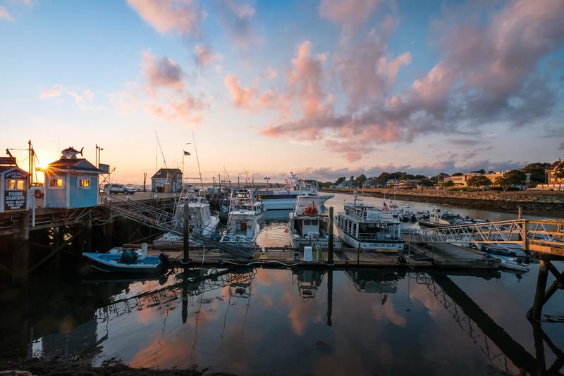 Wharf Mornings