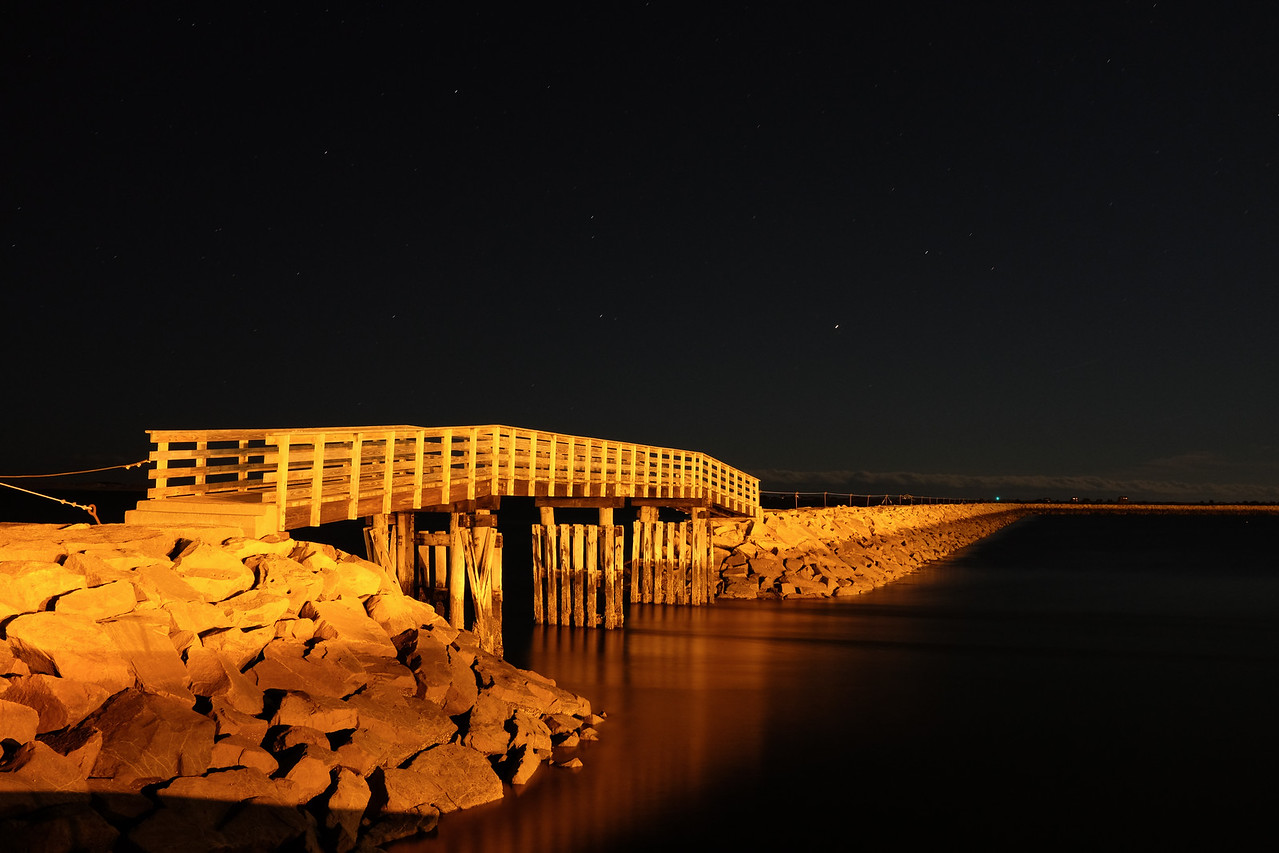 Jetty and Stars