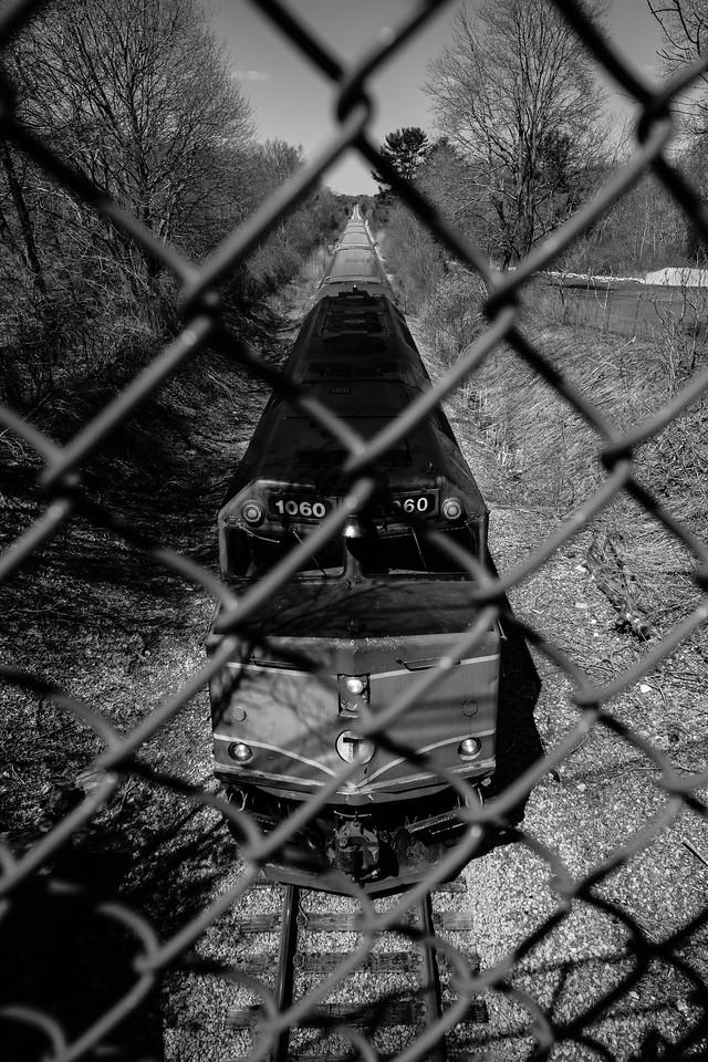 Train Away