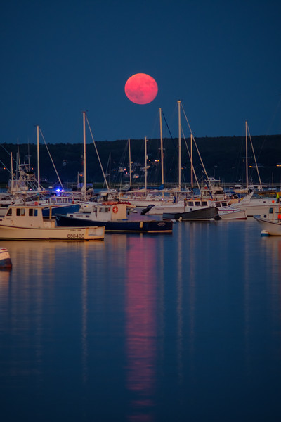 Moon Rise Plymouth