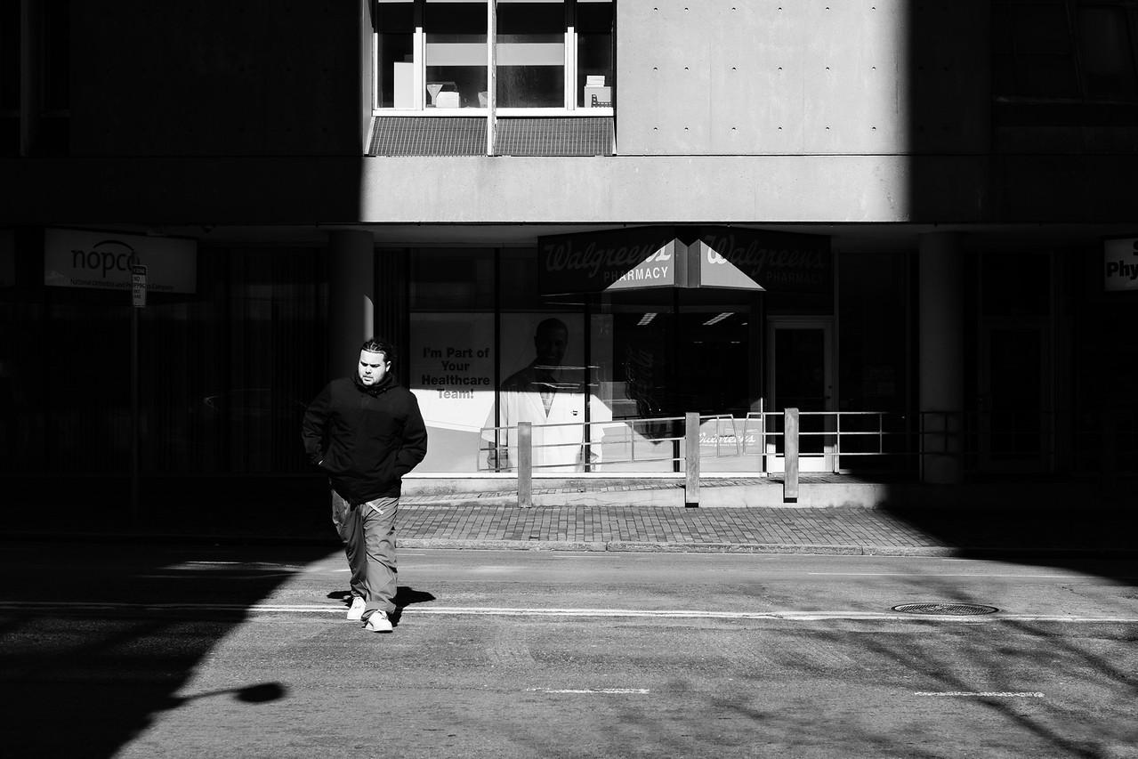 Shadow Crossing