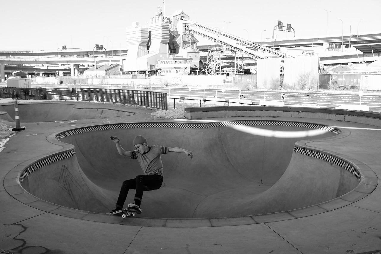 Skate Master Tate