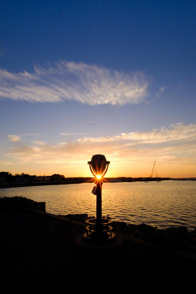 Viewing Sundown