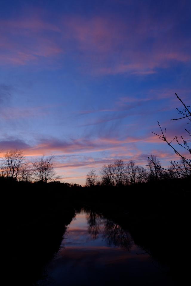 Sunset Hues