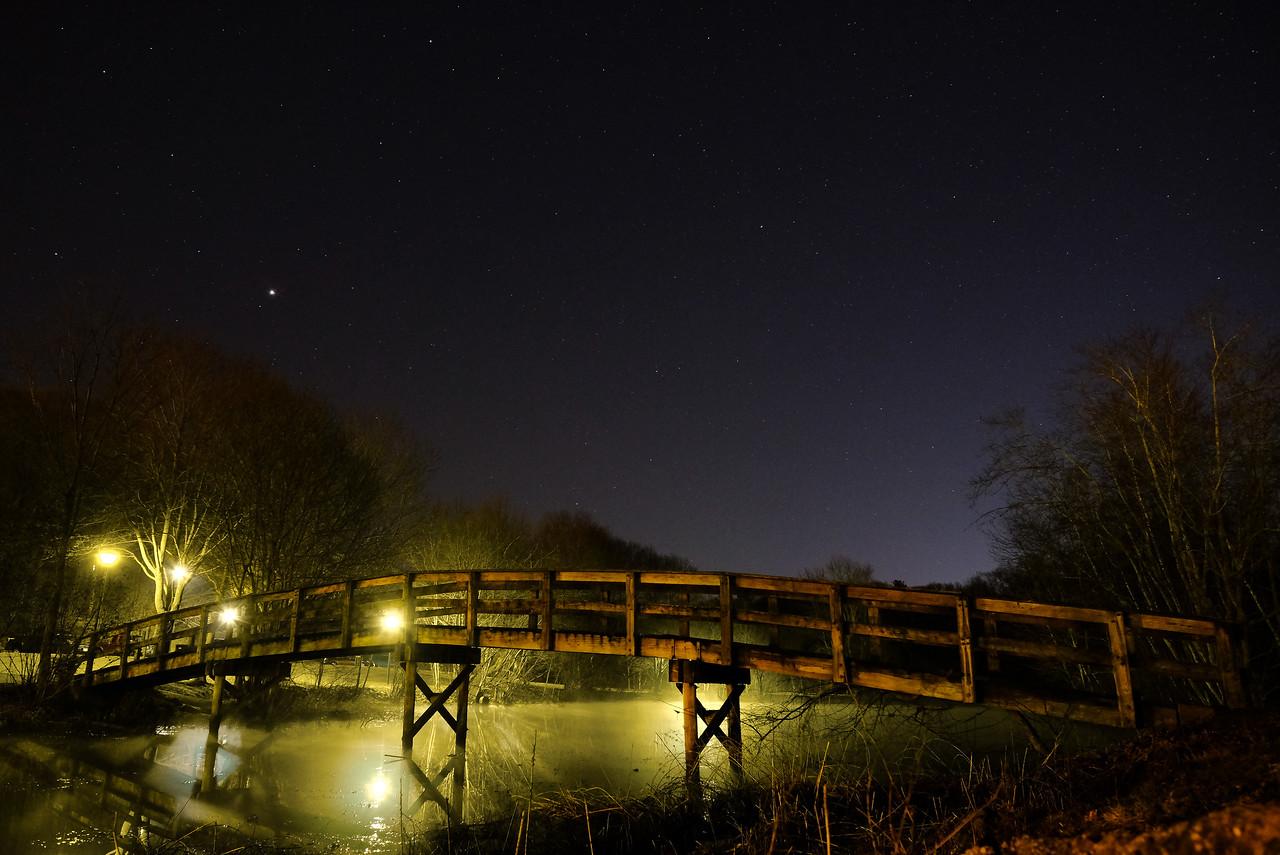 Stars and Fog