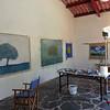 Work in progress, in studio, Portugal