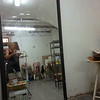 Me again in the clay atelier