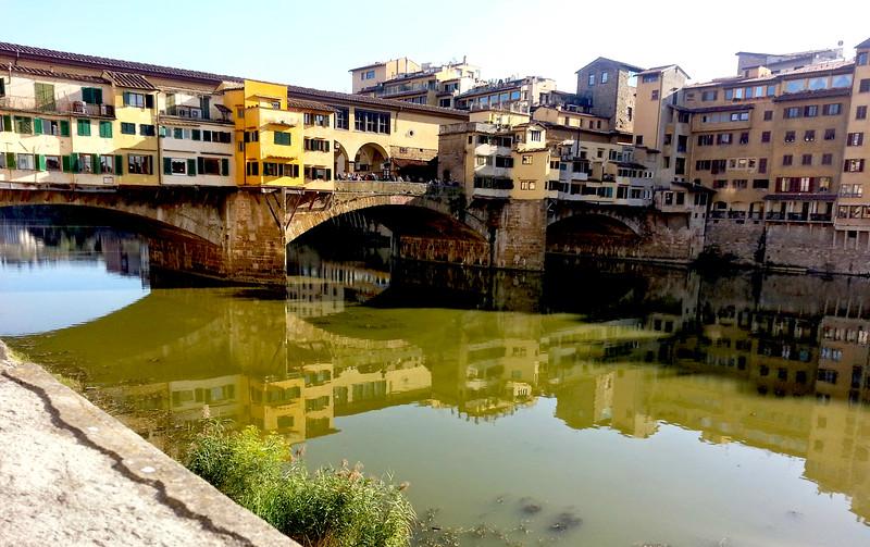 Il Ponte Vecchio, Firenze
