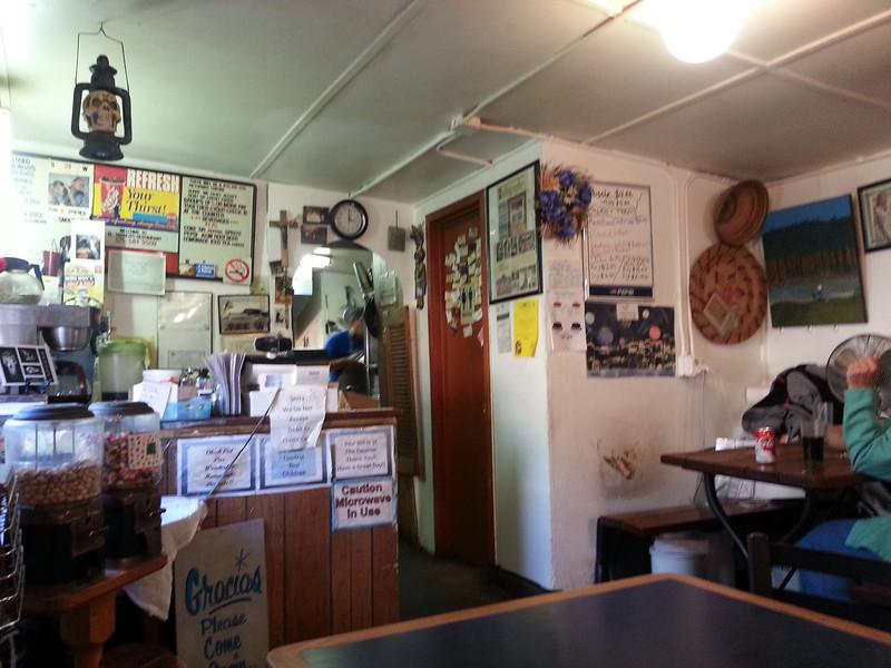 Cafe, El Rito, New Mexico