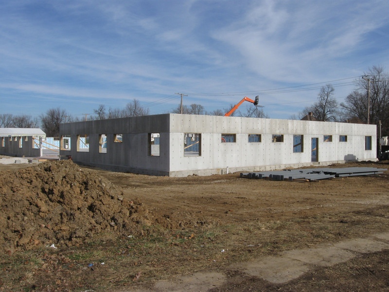 Superior Walls to the rescue - forget panelized walls - the wait is over