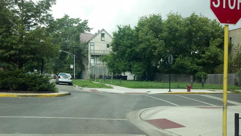 * NICE CORNER LOTS IN HUMBOLDT PARK, CHICAGO