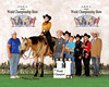 (15) Molly Anderson & Rocked N Ready<br />  World Champion - Youth Western Riding