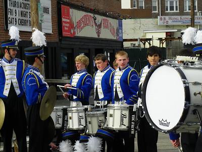 Quincy Parade 2012