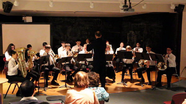 May 4, 2013 MICCA Festival - Brass Ensemble