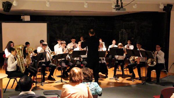 May 4, 2013 MICCA Festival - Brass Ensemble