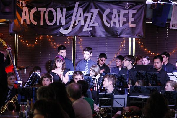 Acton Jazz Cafe - May 9, 2013
