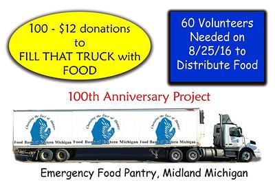 20160118 Emergency Food Bank Network FILL Truck
