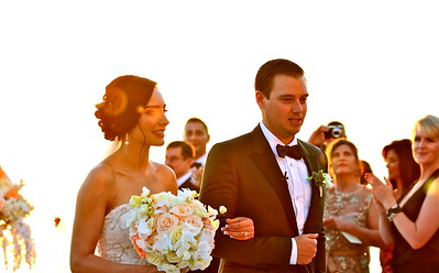 Puerto Vallarta Wedding Photography, Boda Liliana y Cesar en Nahui 23 Noviembre 2013  by Andres Barria Photography