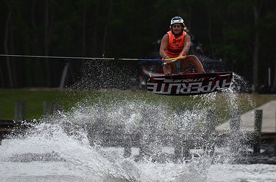 Raimi Merritt, 18-year old wakeboarder from Australia.