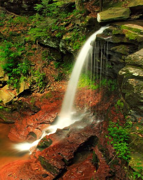 Waterfalls (7076V)