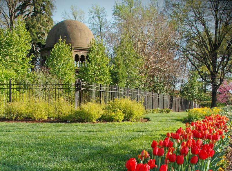 Franciscan Monestary Garden
