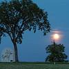Moonrise over Battlefield