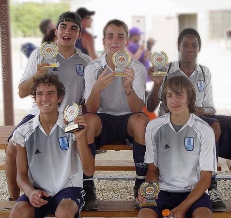 91 Boys - Fall 2006