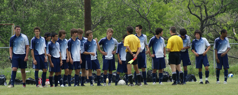 91 Boys - Spring 2007