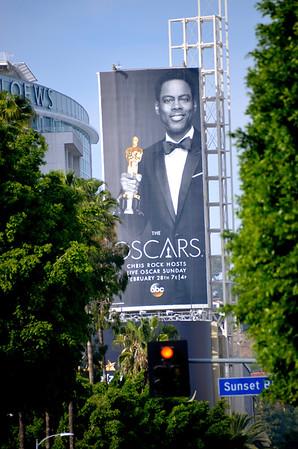 Outside the Oscars 2016