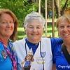 Melanie Jandreau, Gail, and Christina Zimmerman-Knowles