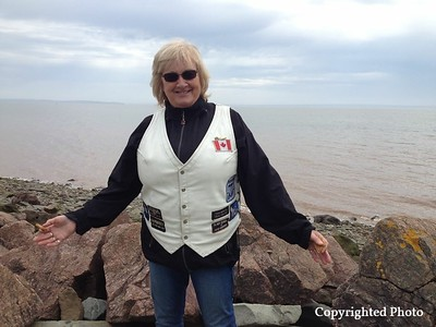 Tour Guide Betty Weston