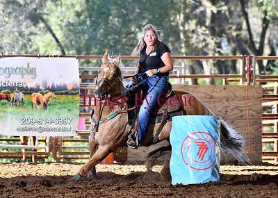 ACBRA Barrel Race At Ione CA October 6th. 2019