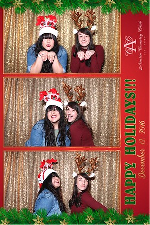 Austin Country Club Holiday Party 2016