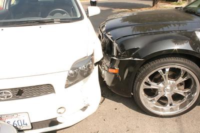 MONA LISA CRUZ ACCIDENT ON MALABAR & BLADES ST. • 02.25.12