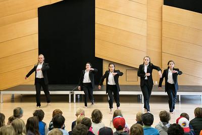 Aspen Dance Progressions Assembly