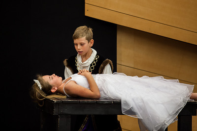 Clarks Class Presents Romeo and Juliet