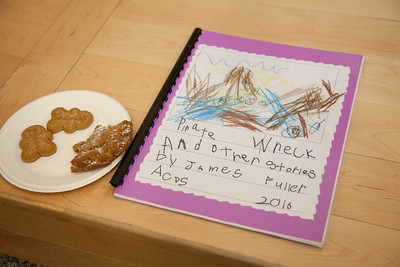 Kindergarten, First and Second Grade  Publishing Party