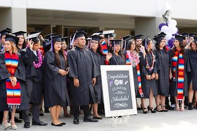 Ace Charter School Graduation 2016